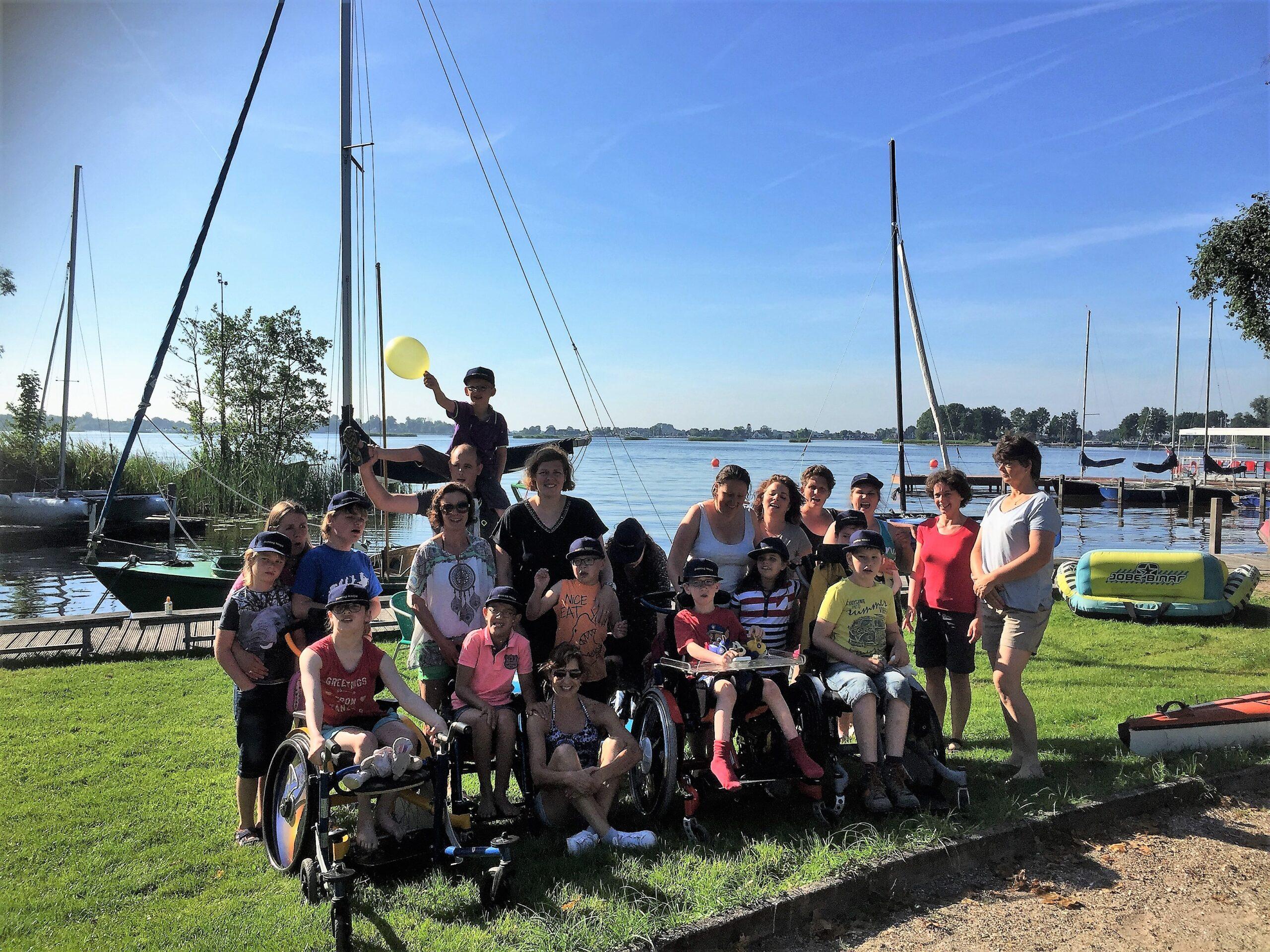 Weekend eiland Robinson Crusöe dankzij onze sponsors!